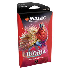 Ikoria Lair of Behemoths Red Theme Booster Pack