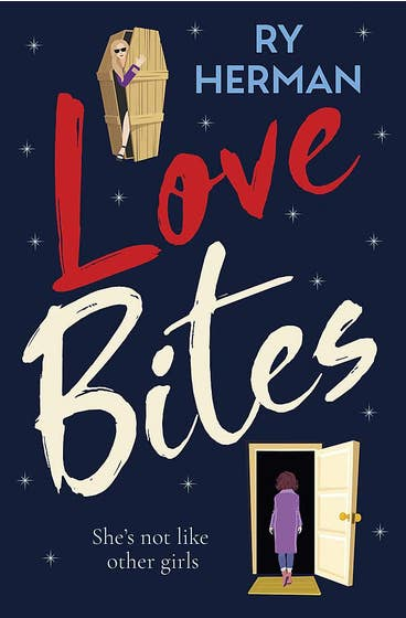 Love Bites: A laugh-out-loud queer romance with a paranormal twist