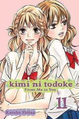 Kimi ni Todoke: From Me to You, Vol. 11