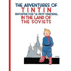 Tintin in the Land of the Soviets (The Adventures of Tintin)