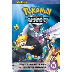 Pokemon Adventures: Diamond and Pearl/Platinum, Vol. 6