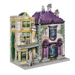 Madam Malkin's & Florean Fortescue's 3D Puzzle (290)