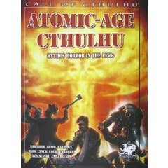 Atomic-Age Cthulhu: Mythos Horror in the 1950s