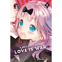 Kaguya-sama: Love Is War, Vol. 8