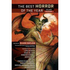 The Best Horror of the Year Volume Eleven