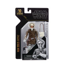 Sw Black Archives 6in Hoth Han Solo Af Cs