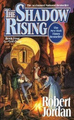 Shadow Rising:Wheel of Time (Pb