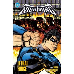 Nightwing Volume 8: Lethal Force