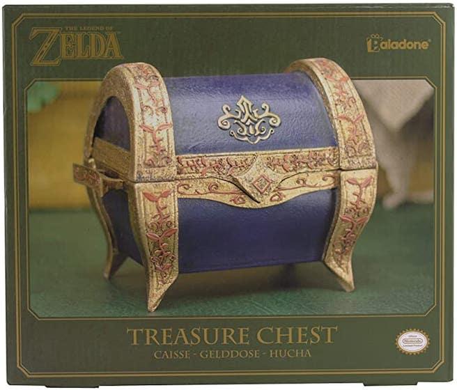Treasure Chest Money Bank