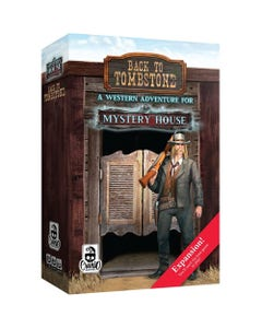 Mystery House: Adventures in a Box – Back to Tombstone