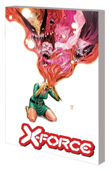 X-force By Benjamin Percy Vol. 03