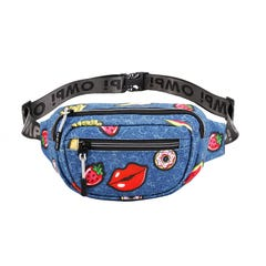 Patches Fanny Pack