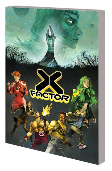 X-factor By Leah Williams Vol. 02