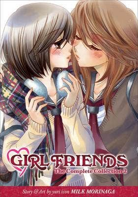 Girl Friends: No. 2: Complete Collection
