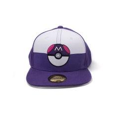 Master Ball LED Snapback Cap