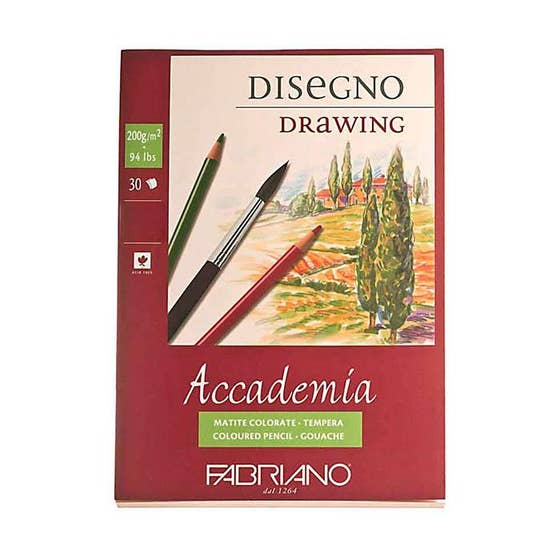 Fabriano Drawing Pad 200g A5