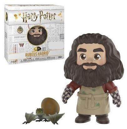 Hagrid w/ Dragon 5 Star Vinyl Figure