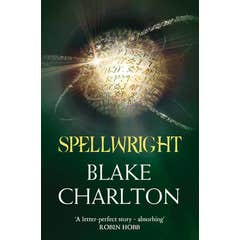 Spellwright: Book 1 of the Spellwright Trilogy (The Spellwright Trilogy, Book 1)