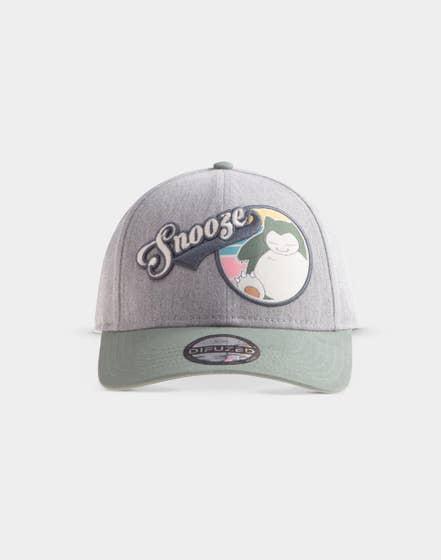 Snorlax Snooze Adjustable Cap