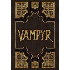 Buffy the Vampire Slayer Vampyr Stationery Set