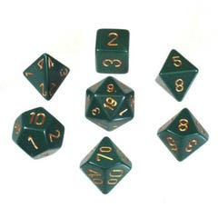 Opaque Poly Dusty Green /Copper (7)