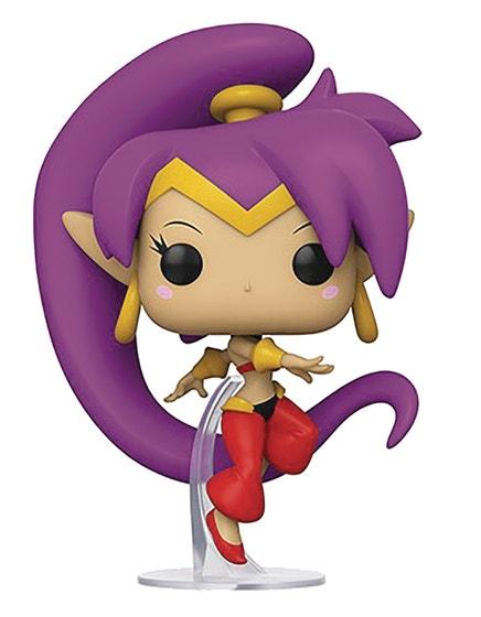 Pop Games Shantae Vin Fig