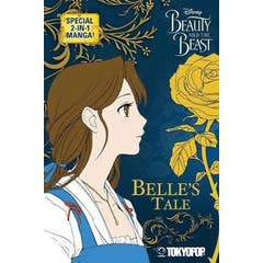 Disney Manga: Beauty and the Beast - Special 2-in-1 Collectors Edition: Special 2-in-1 Edition