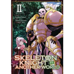 Skeleton Knight in Another World (Manga) Vol. 2