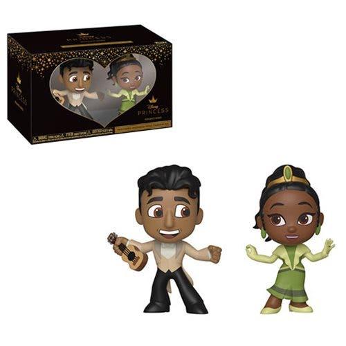 Tiana & Naveen Mini Vinyl Figure 2-Pack