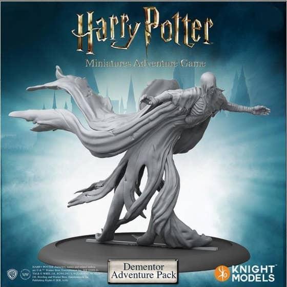 Harry Potter Miniatures Adventure Game: Dementor Adventure Pack