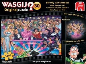 Strictly Can't Dance Puzzle (1000)