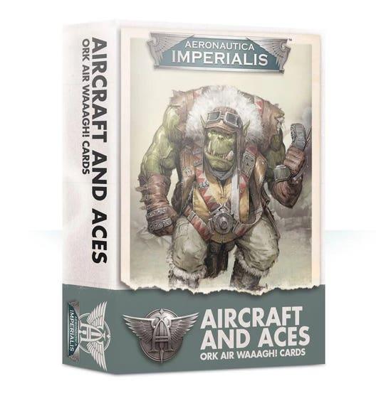 Ork Air Waaagh! Cards