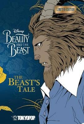 Disney Manga: Beauty and the Beast - The Limited Edition Collection Slip Case: Limited Edition Slip Case
