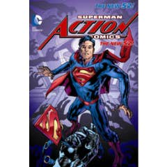 Superman - Action Comics Vol. 3 At The End Of Days (The New 52)