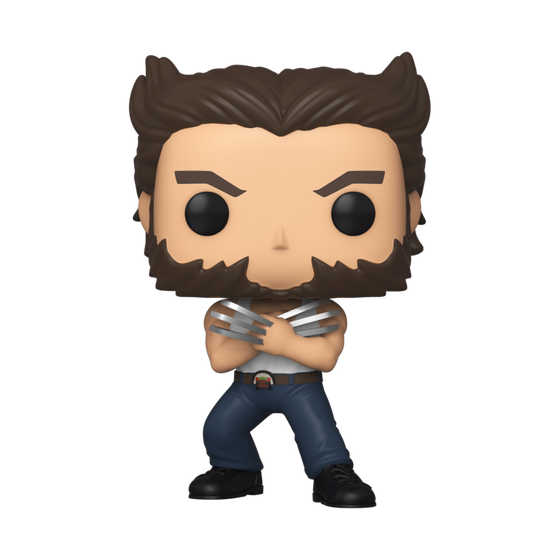 Wolverine in Tank Top POP! Marvel Vinyl Figure