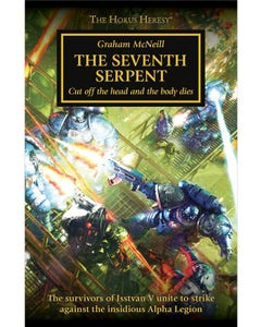 The Seventh Serpent HC