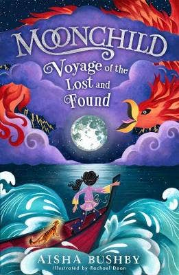 Moonchild: Voyage of the Lost and Found (The Moonchild series)
