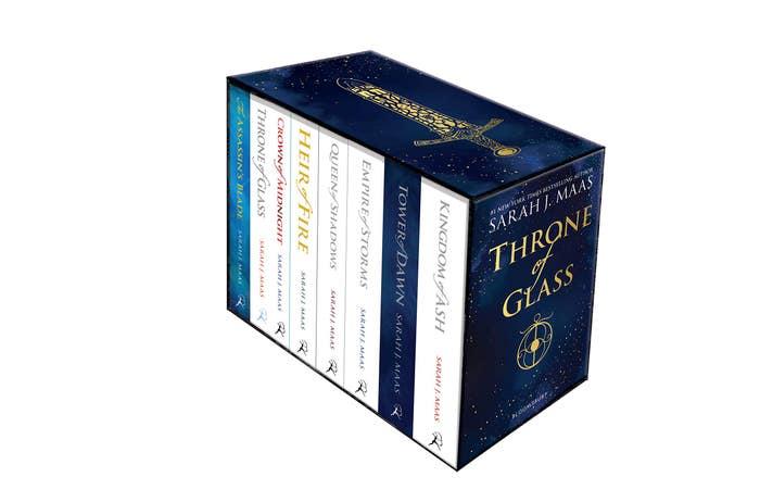 Throne of Glass Paperback Box Set