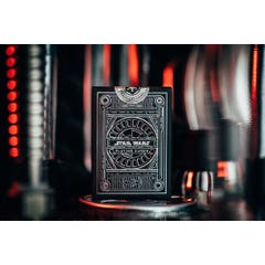 Dark Side Grey Deluxe Playing Cards
