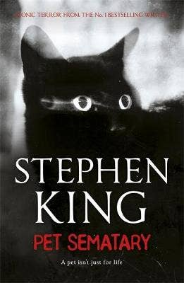 Pet Sematary: King's #1 bestseller - soon to be a major motion picture