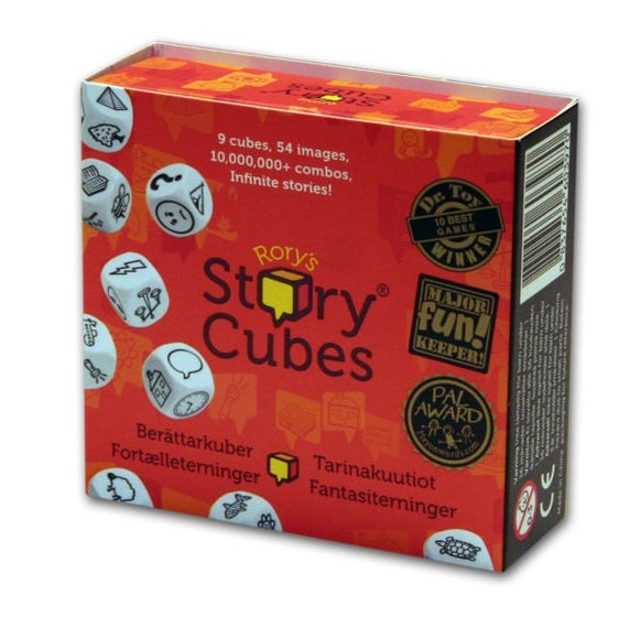 Rory's Story Cubes NO