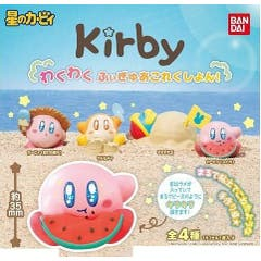 Kirby of the Stars Waku Waku Trading Figure