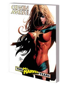 Captain Marvel: Carol Danvers - The Ms. Marvel Years Vol. 3