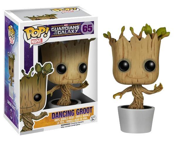 Dancing Groot POP! Marvel Vinyl Figure