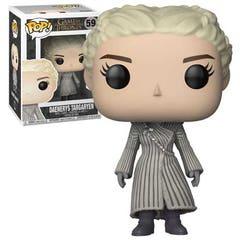 Daenerys White Coat POP! Television Vinyl Figure