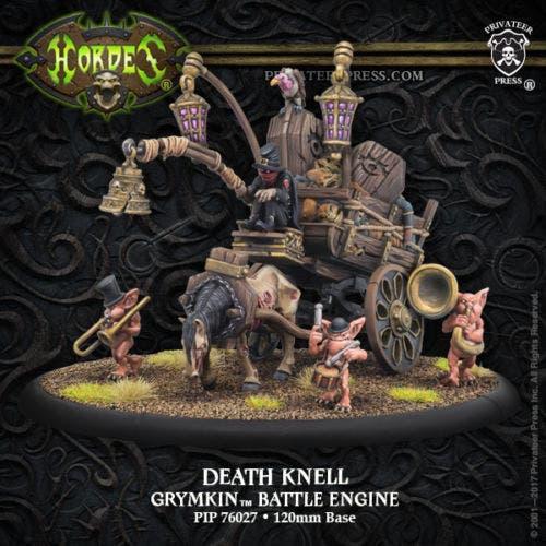 Death Knell - Battle Engine