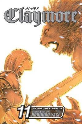 Claymore, Vol. 11