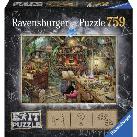 Hexenküche Exit Puzzle (759) DE