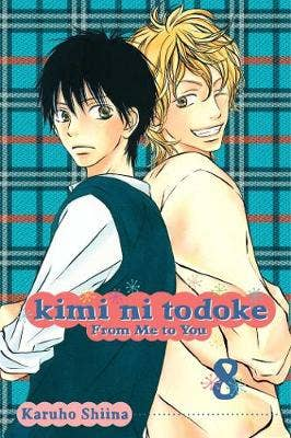 Kimi ni Todoke: From Me to You, Vol. 8