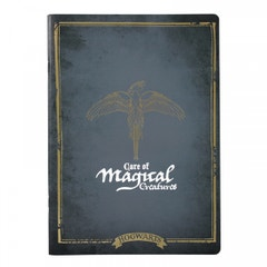Magical Creatures Exercise A4 Notebook